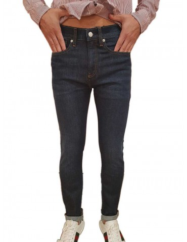 Calvin Klein jeans uomo 016 skinny antwerp dark