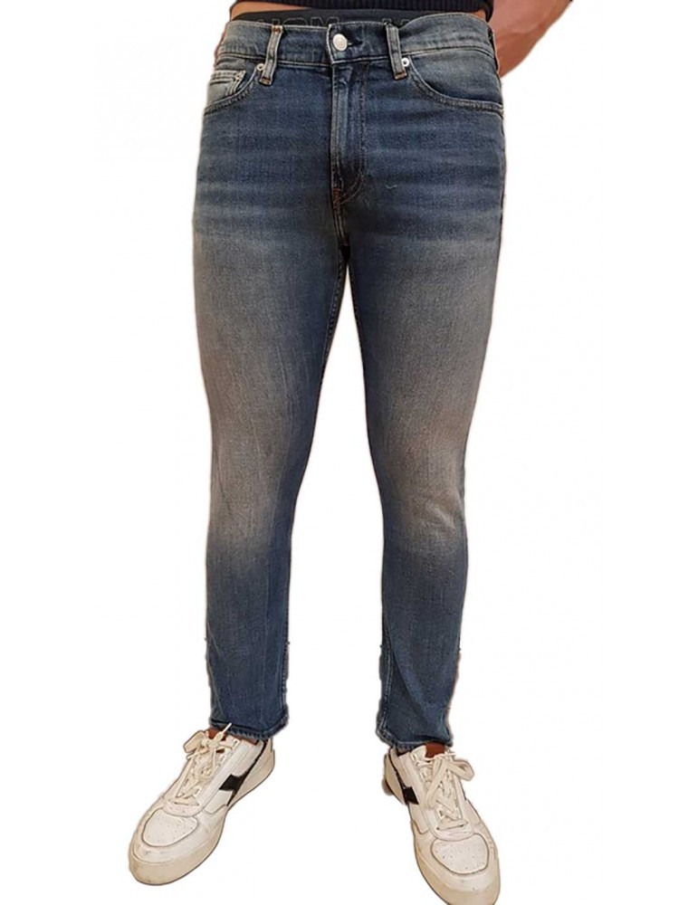 Calvin Klein jeans uomo slim j30j308302 j30j308302911 CALVIN KLEIN JEANS JEANS UOMO product_reduction_percent