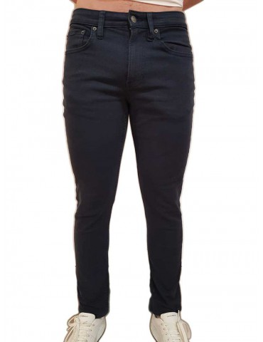 Calvin Klein pantalone slim blu