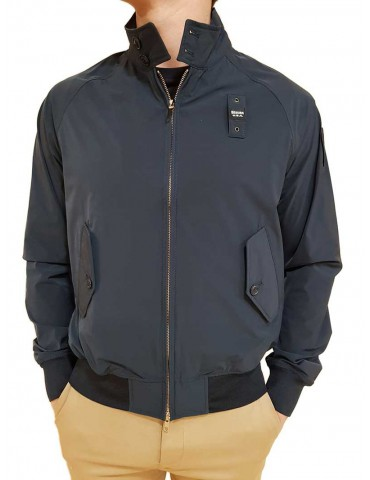 Blauer jacket Gonzalez blue bomber stretch