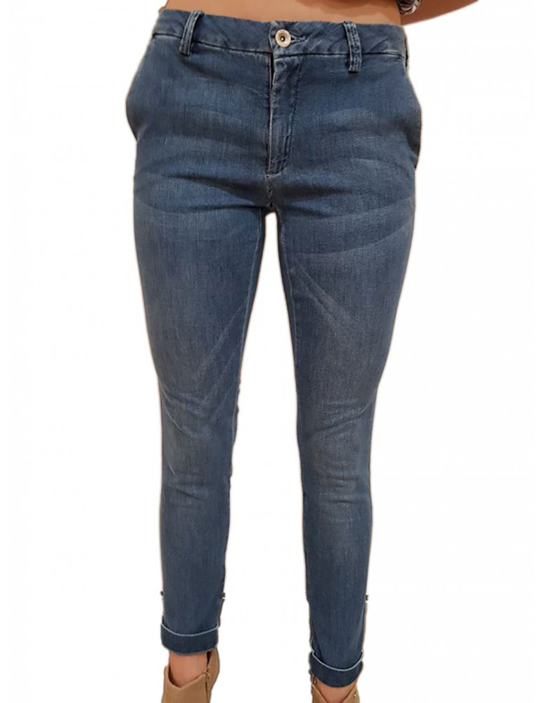 Jeans Fornarina Kate be181m58d911as FORNARINA JEANS DONNA product_reduction_percent