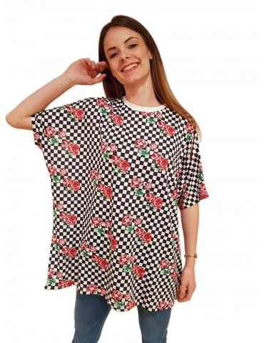 Fornarina t shirt bianca Alina