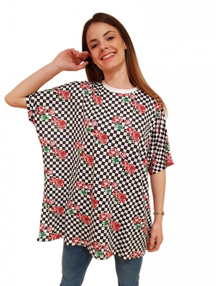 Fornarina t shirt bianca Alina ss18alina FORNARINA T SHIRT DONNA product_reduction_percent
