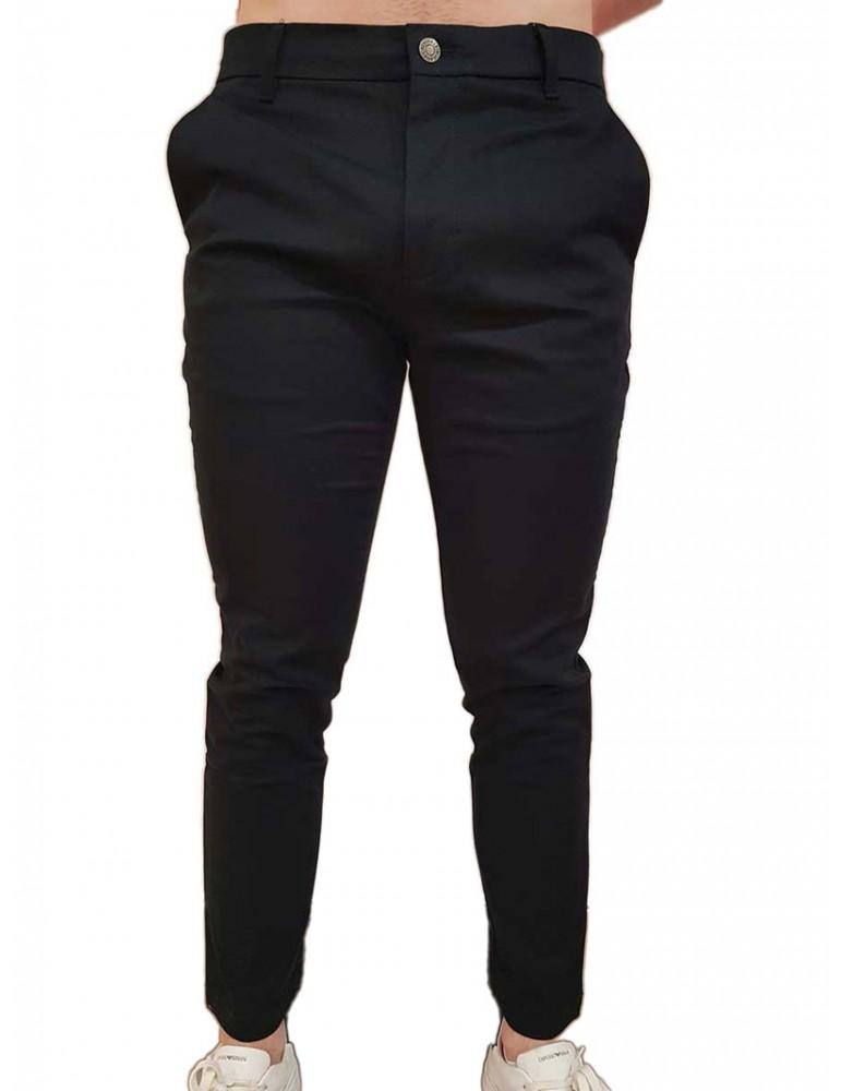 Pantalone uomo nero Calvin Klein j30j312638099 CALVIN KLEIN JEANS PANTALONI UOMO product_reduction_percent