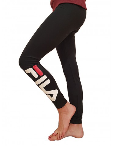 Leggings Fila nero donna flex 2.0 681826