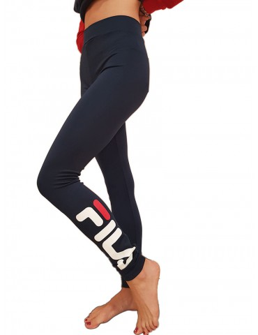 Leggings Fila blu woman flex 2.0 681826