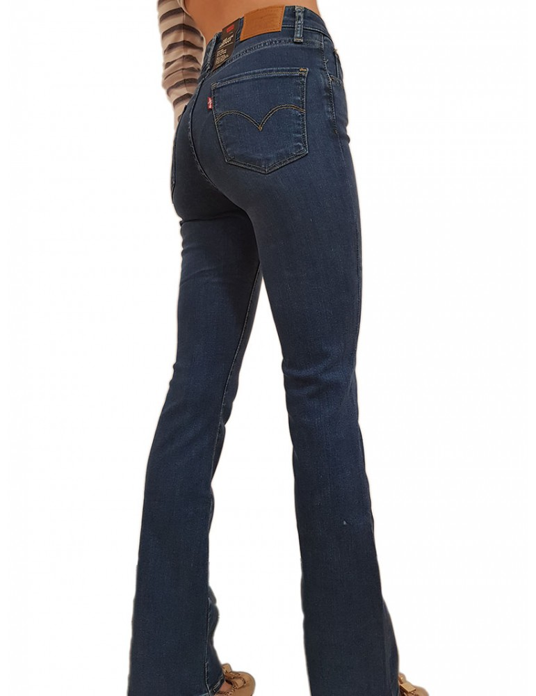 Jeans Levi's 725 high waisted bootcut
