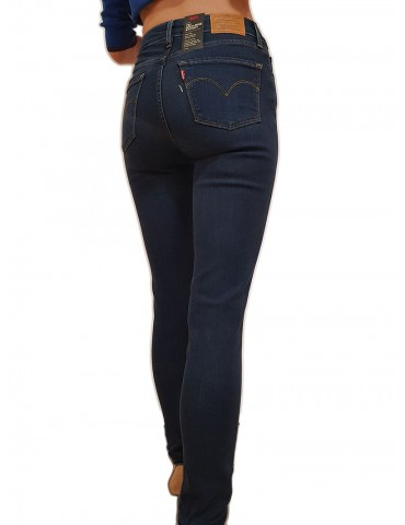 Jeans Levi's 721 high waisted skinny blu scuro