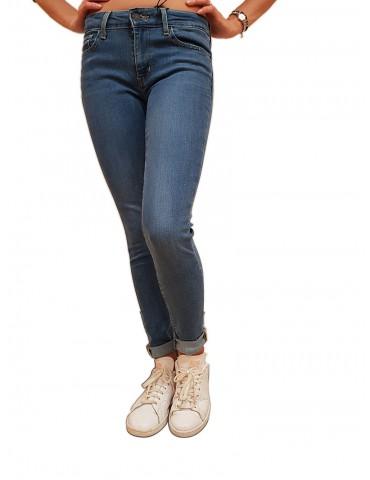 Jeans Levi's 711 skinny sostenibile Bogota way