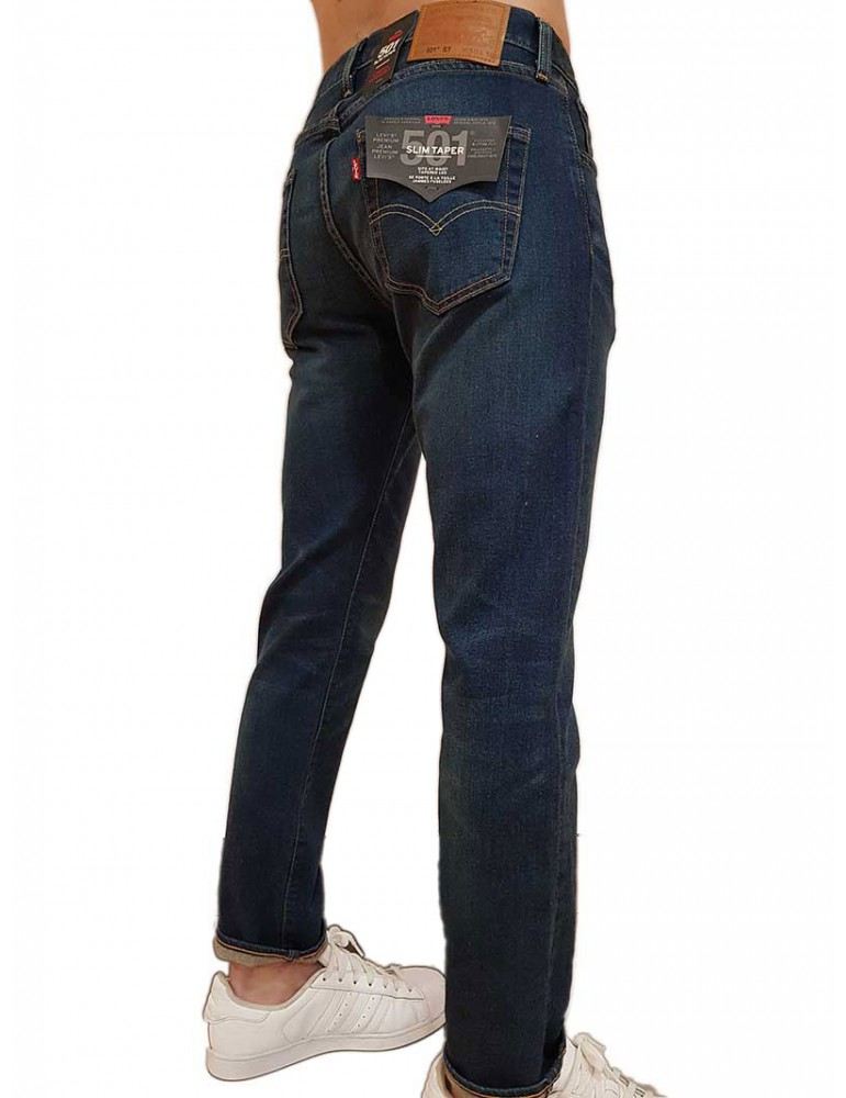Levi's® 501™ slim taper boared 288940196 Levi's® JEANS UOMO product_reduction_percent