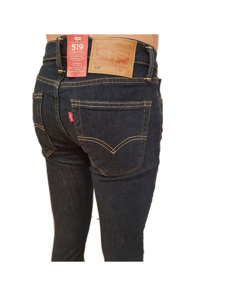 Levi's® 519® extreme skinny 2487500001 Levi's® JEANS UOMO product_reduction_percent