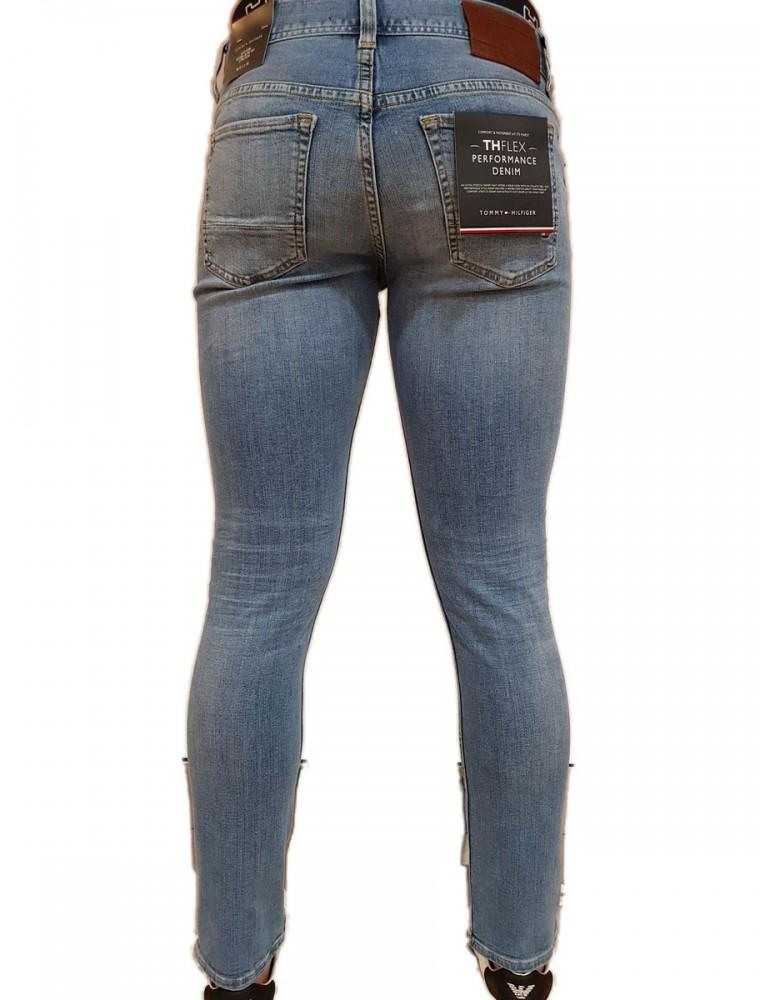 Jeans uomo Tommy Hilfiger Layton extra slim mw0mw09587911 TOMMY HILFIGER JEANS UOMO product_reduction_percent