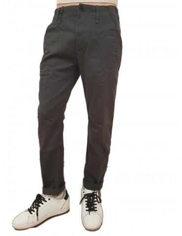 G-Star Raw pantalone slim chino Vetar asfalt