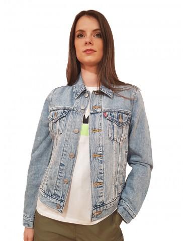 Levi's giubbino jeans trucker original