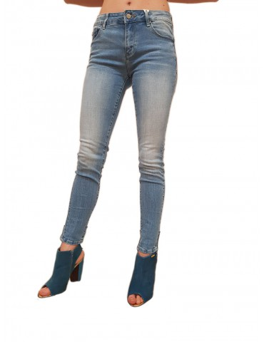 Fracomina jeans Bella bleach perfect shape skinny