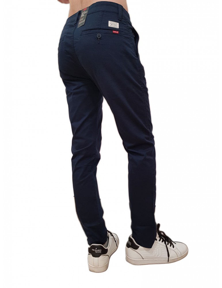 Pantalone Levi's® blue chino slim taper fit 17199-0040 Levi's® PANTALONI UOMO product_reduction_percent