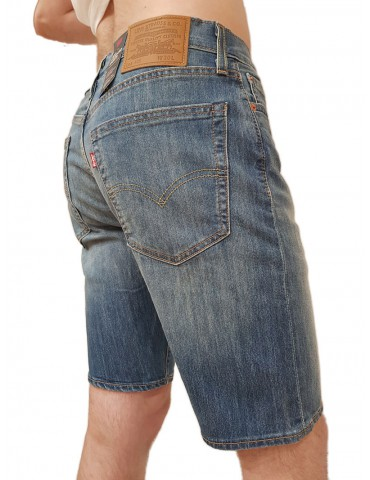 Levi's® pantaloncino classico 405™ indaco medio