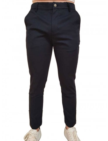 Pantalone chino blue Calvin Klein