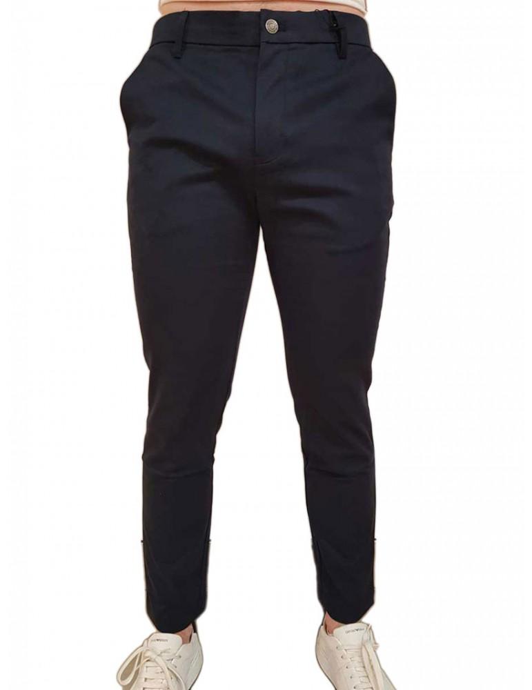 Pantalone chino blue Calvin Klein j30j312638402 CALVIN KLEIN JEANS PANTALONI UOMO product_reduction_percent