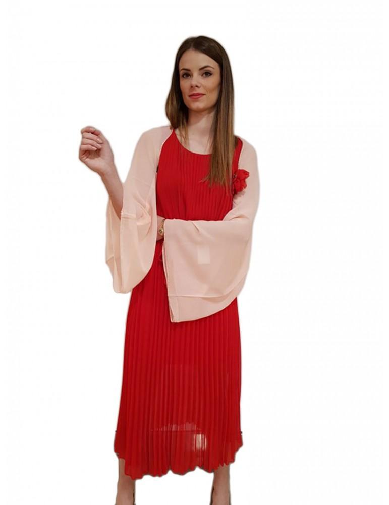 Gaudì stola rosa doppia 811fd950013701 GAUDI FOULARD E SCIARPE DONNA product_reduction_percent
