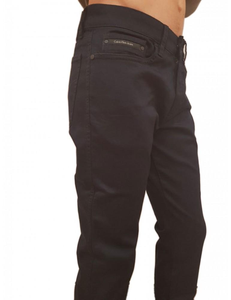Pantalone blu slim Calvin Klein Gerst 2 j30j307032402 CALVIN KLEIN JEANS PANTALONI UOMO product_reduction_percent