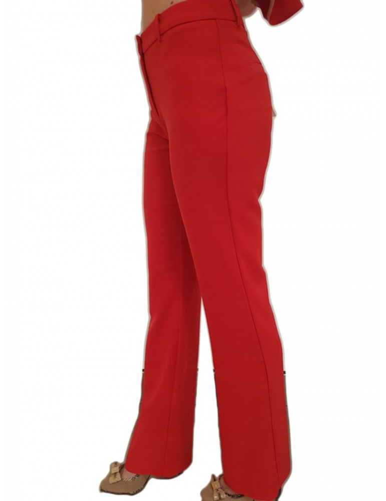 Gaudì pantalone rosso 811fd250132468 GAUDI PANTALONI DONNA product_reduction_percent