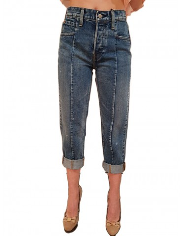 Levi's® altered straight
