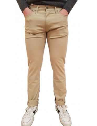 Levi's® 511™ pantalone uomo slim fit beige